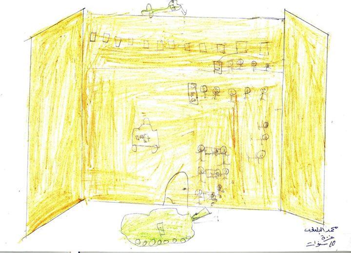 Drawings-Mouhammed-Elbalawiy