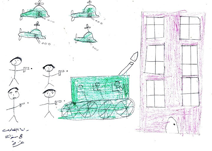 Drawings-Rama-Elbalawiy