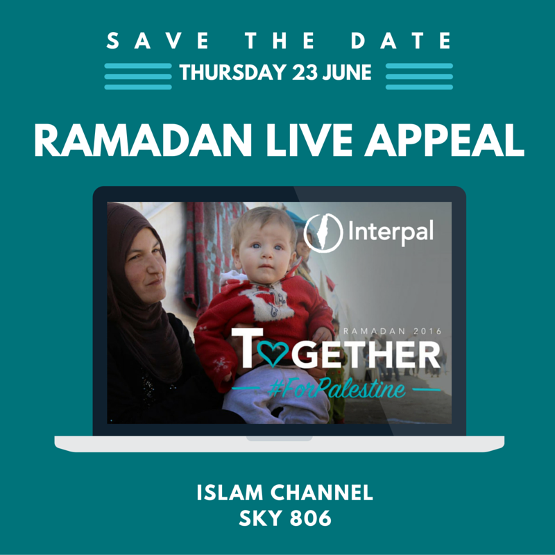 Ramadan Live Appeal – Thursday on Islam Channel (Sky 806)