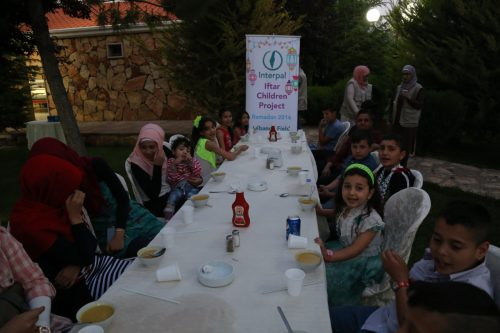 Supporting the Young and the Elderly this Ramadan