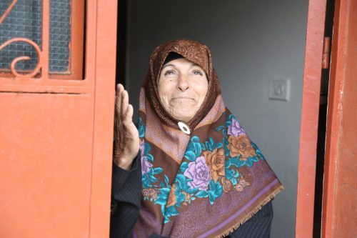 Supporting Palestinian Elders