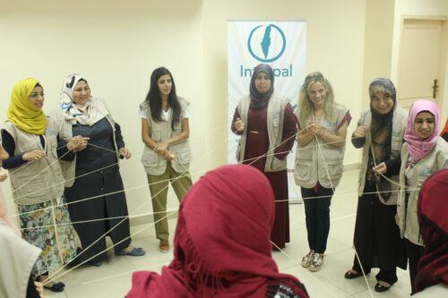 Specialist Training for Psycho-Social Support in Lebanon