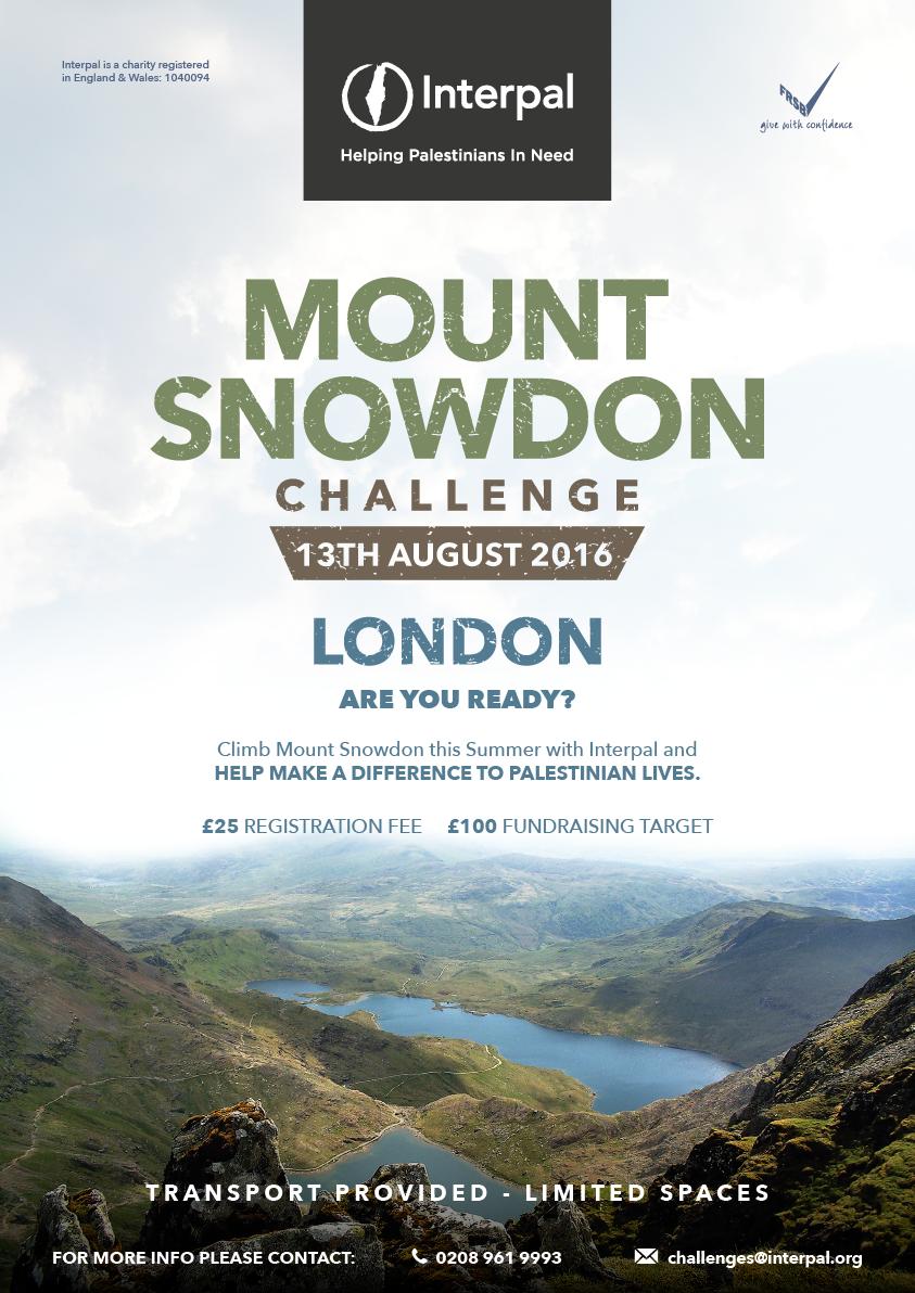 Mount Snowdown Challenge