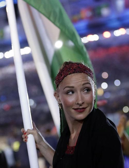 Rio 2016: Mayada Al-Sayed, Marathon Runner