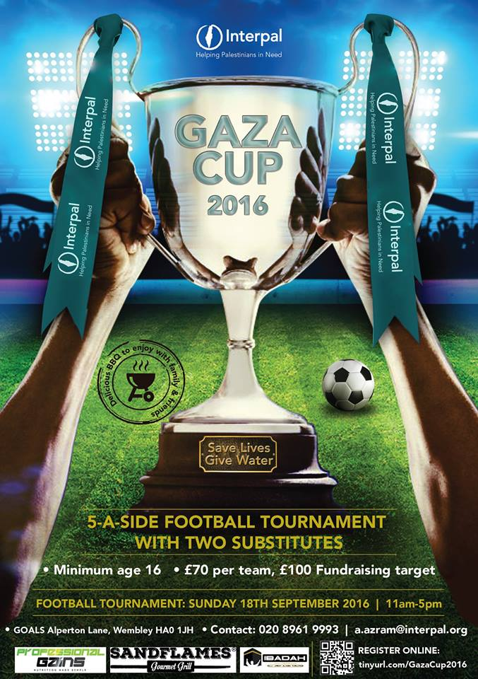 Score Goals for Gaza!