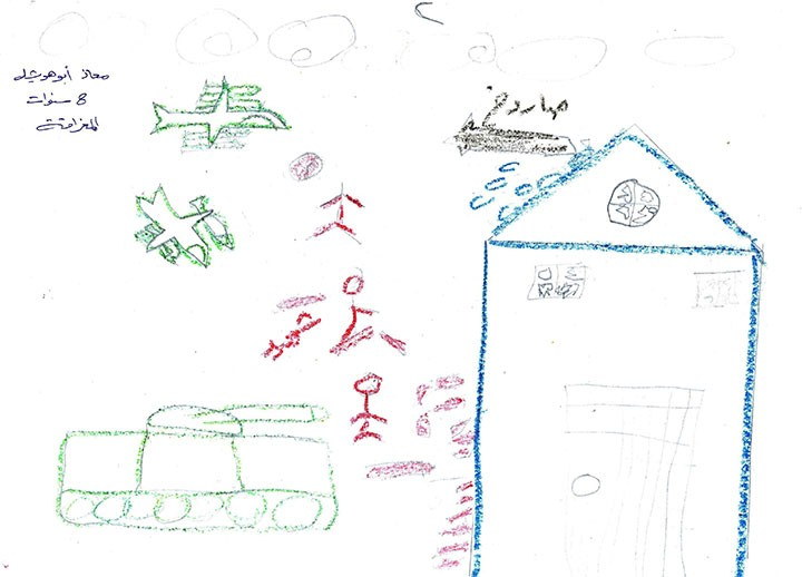 Drawings of Trauma: Supporting Psycho-Social Care & Recovery