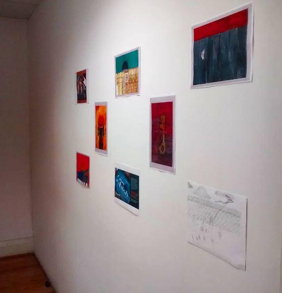 'Palestine Is…' Exhibition
