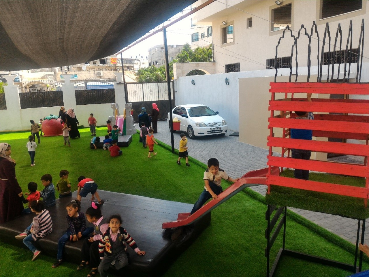 Supporting Children with Special Needs in Gaza City
