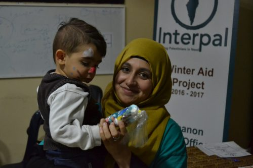 Winter Aid Distribution Update