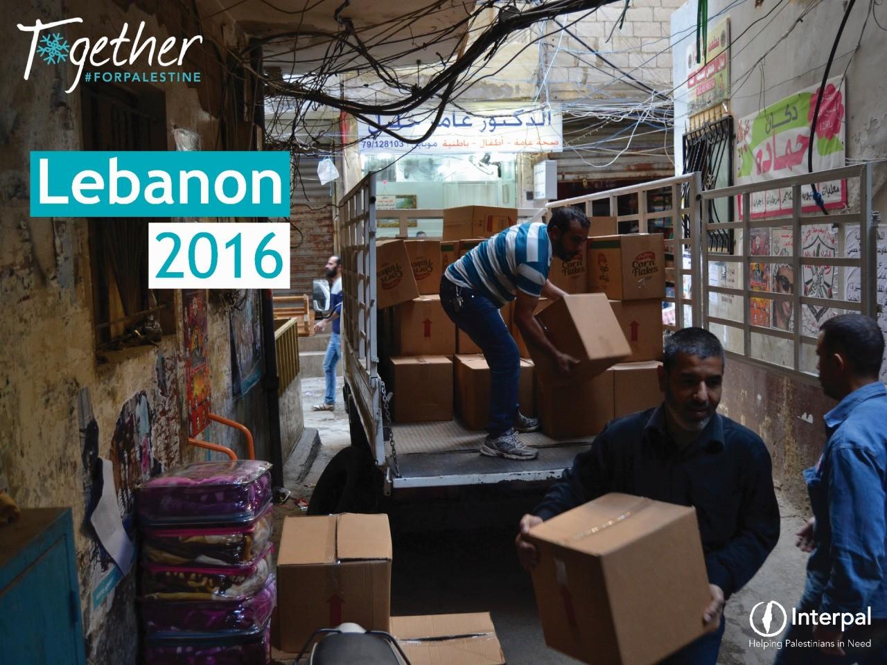 We've arrived! – Lebanon 2016