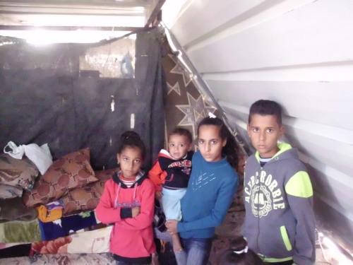 Urgent Appeal – Al Khatib Family