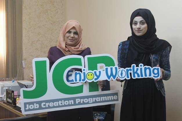 Marwa and Rawand both gave positive feedback to Interpal about their work with the Educational Forum.