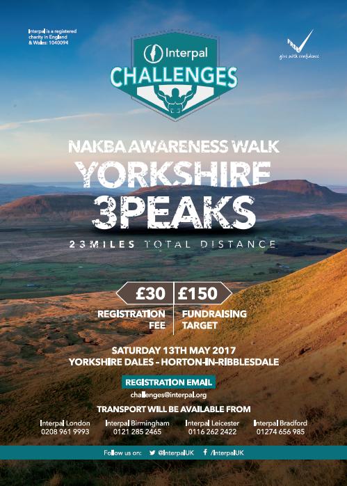 Nakba Awareness Walk