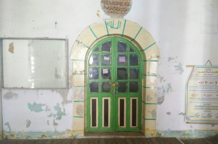 Prophet Lut (pbuh) tomb