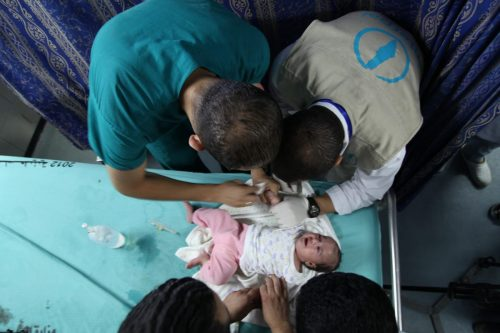 Medical supplies in Gaza are at critically low levels- here's how you can help