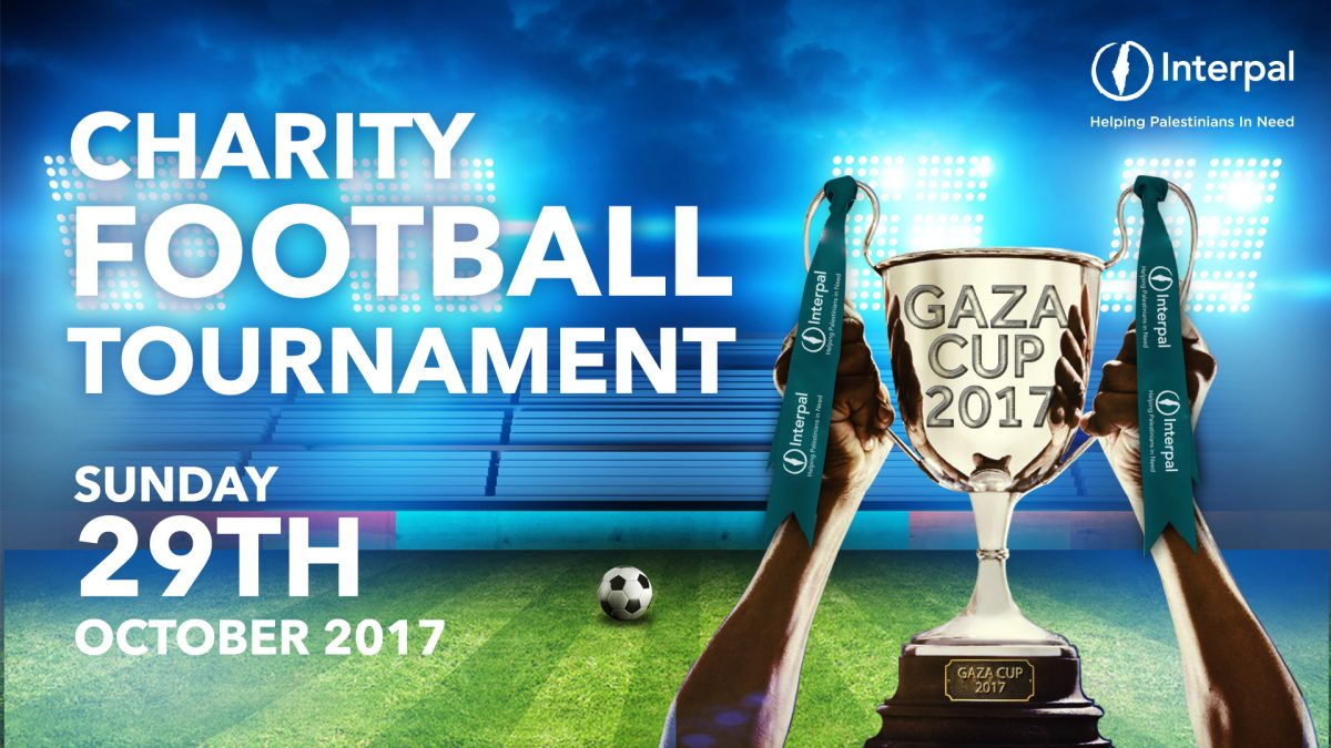 Gaza Cup 2017 – Football Tournament