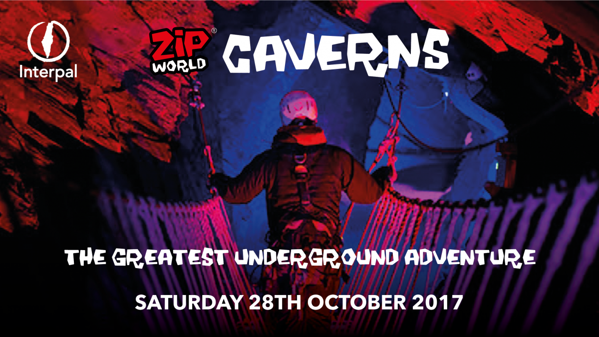 Zip World Caverns