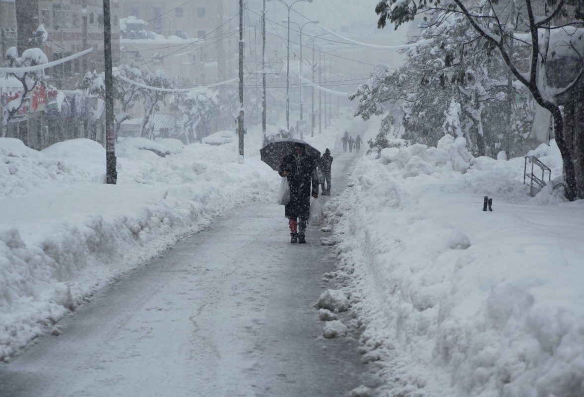 Palestinians face another winter without basic healthcare