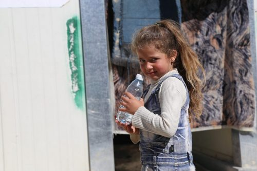 A water crisis in Lebanon's Palestinian refugee camps
