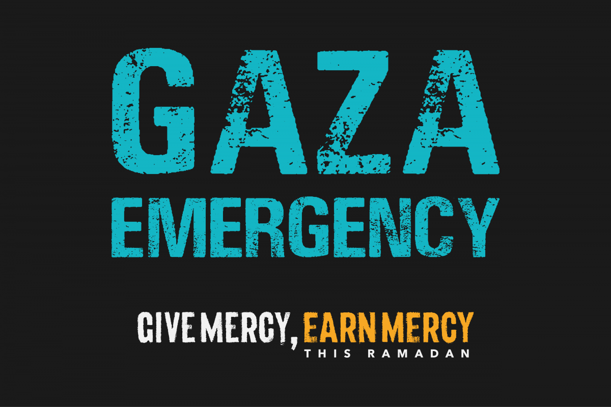 Gaza Emergency Banner