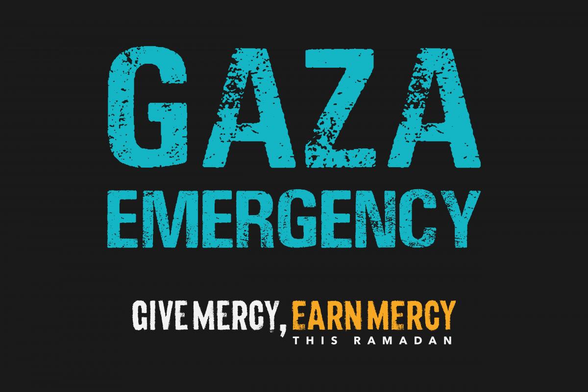 Gaza Emergency Banner