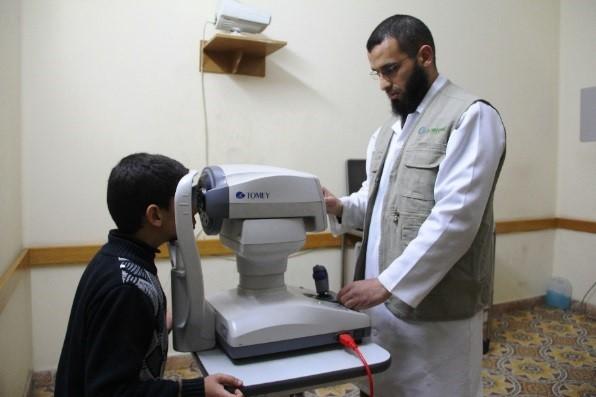 Poor Patient Fund - Palestine