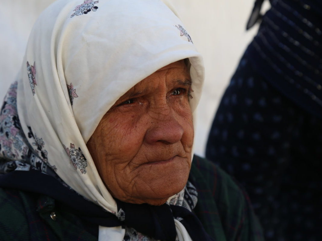Coping with illness and displacement: the struggles facing Palestinian refugees