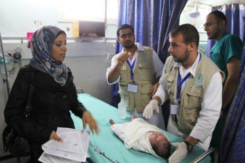 #ActForChildren | Child patients under siege