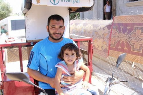 Interpal steps in to help desperate father in Gaza after emotional appeal for help
