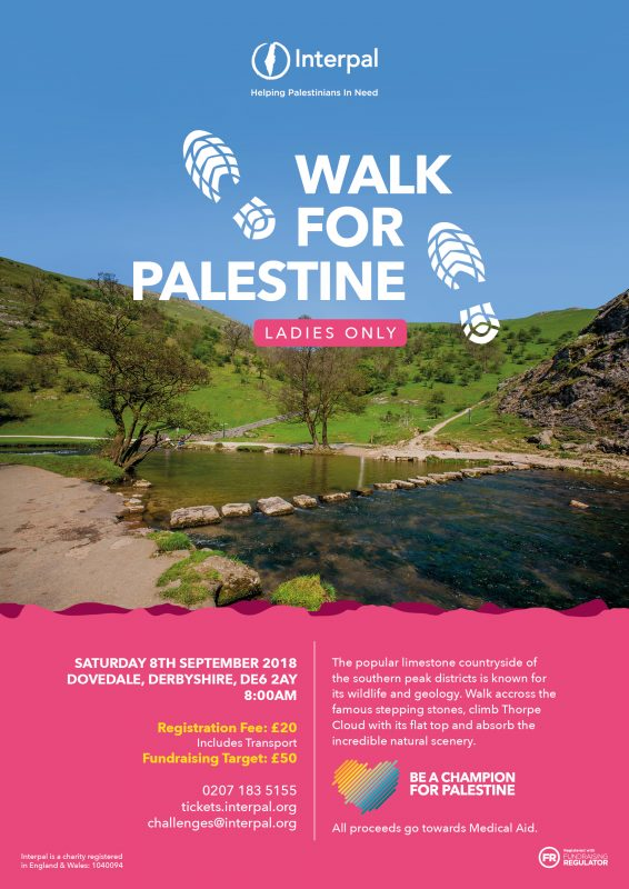 Walk for Palestine