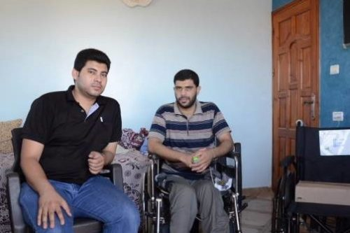 Life onhold: living with a disability in Gaza