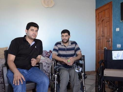 Life on hold: living with a disability in Gaza