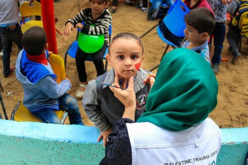 Post-Traumatic Stress Disorder: Building resilience in Gaza