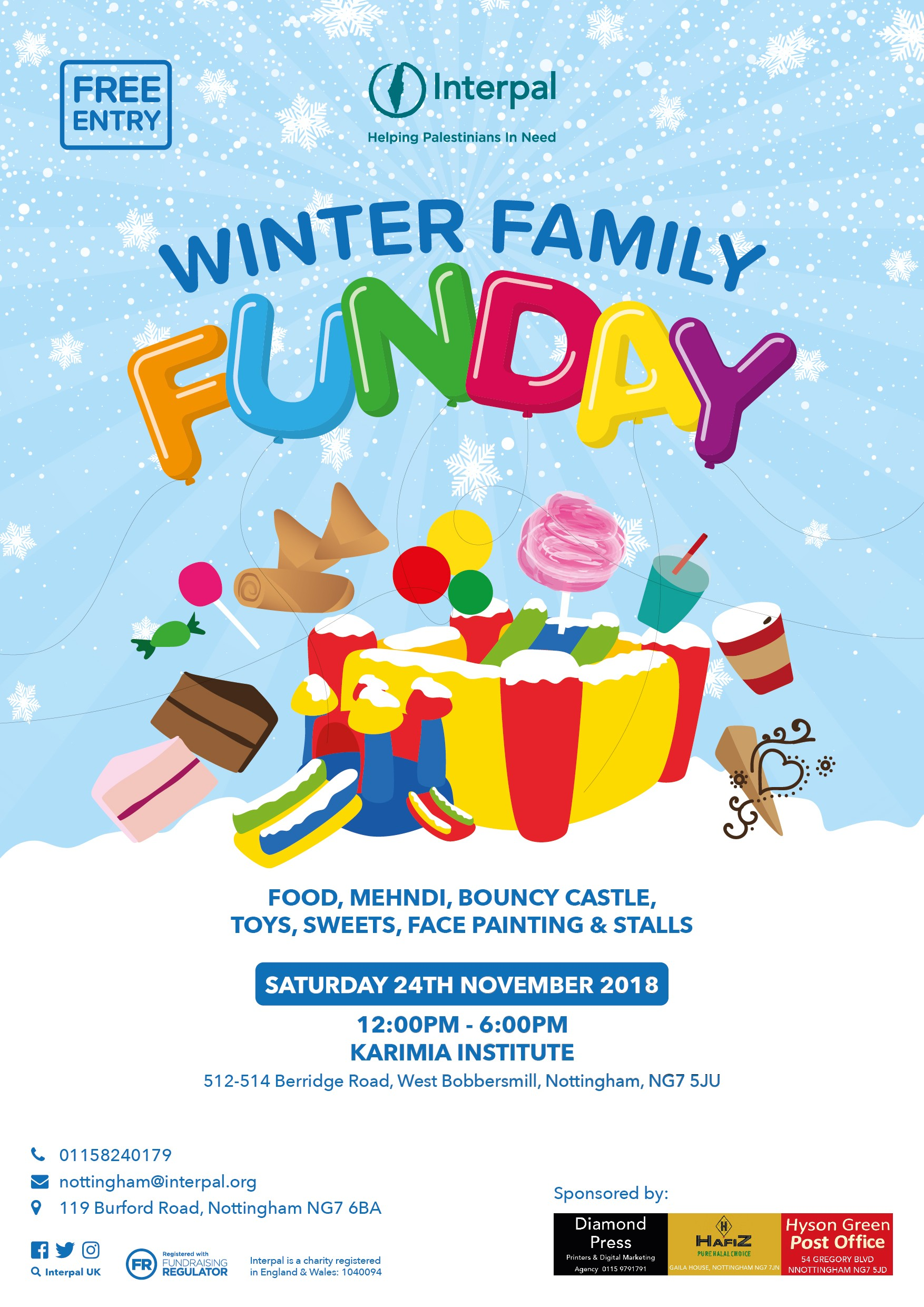 Winter Family Funday