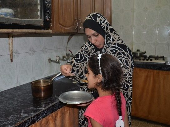 How mothers are coping with food insecurity in Gaza