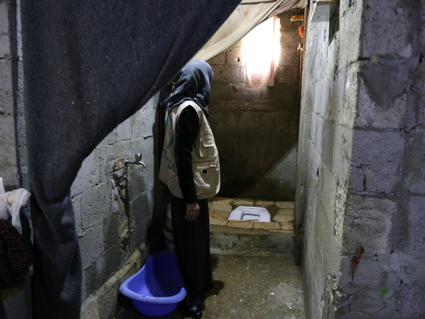Winter under siege: families struggling to survive in Gaza
