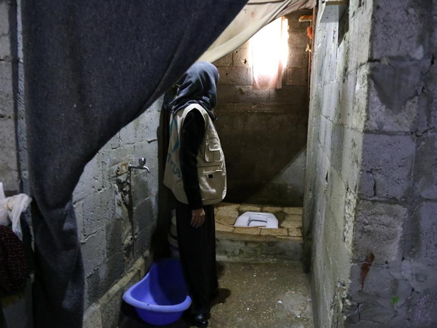 Winter under siege: families struggling to survive in Gaza