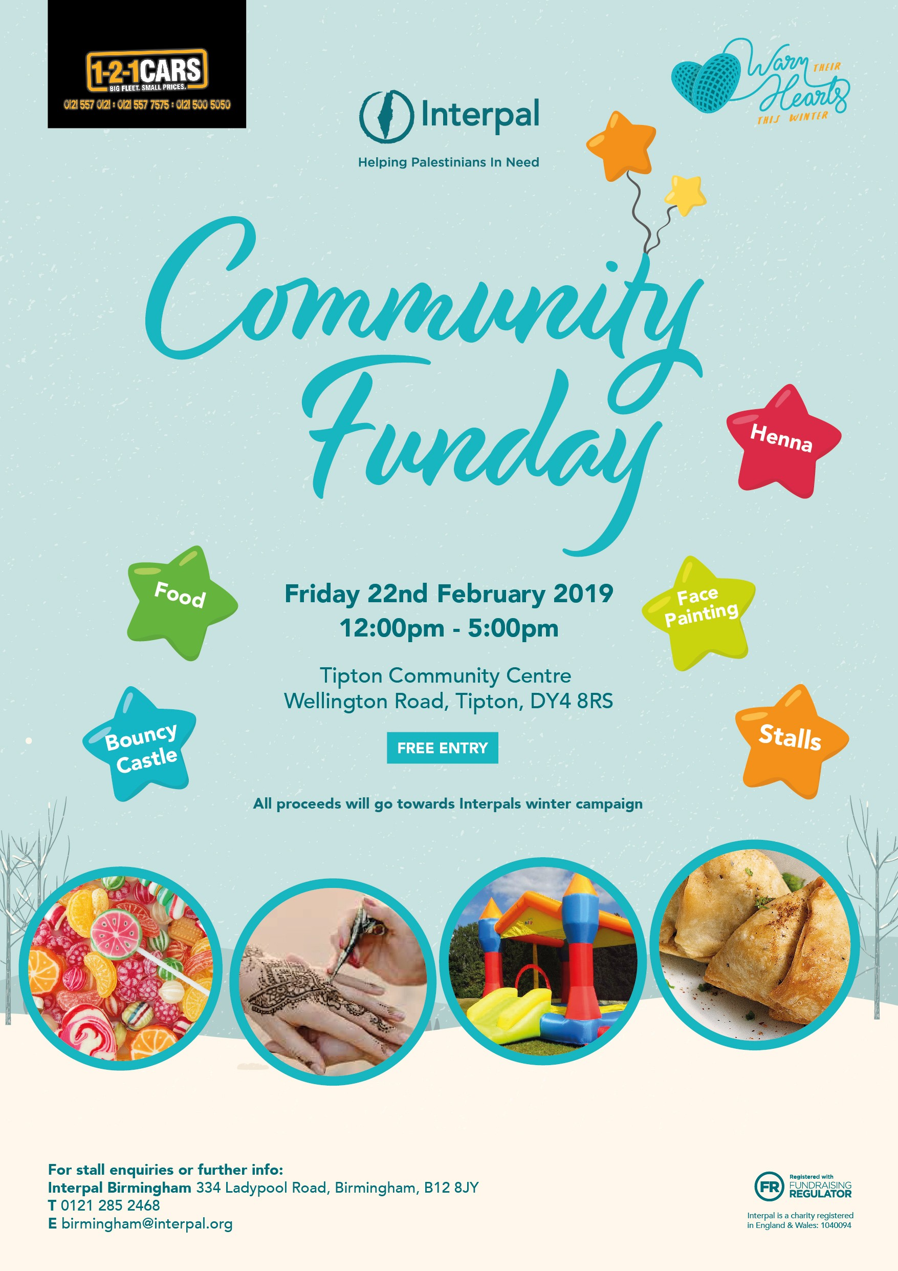 Community Funday – Birmingham