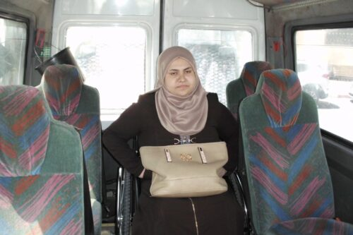 Meet Diana from Gaza, she's #NoOrdinaryWoman