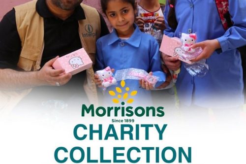 Morrisons Charity Collection
