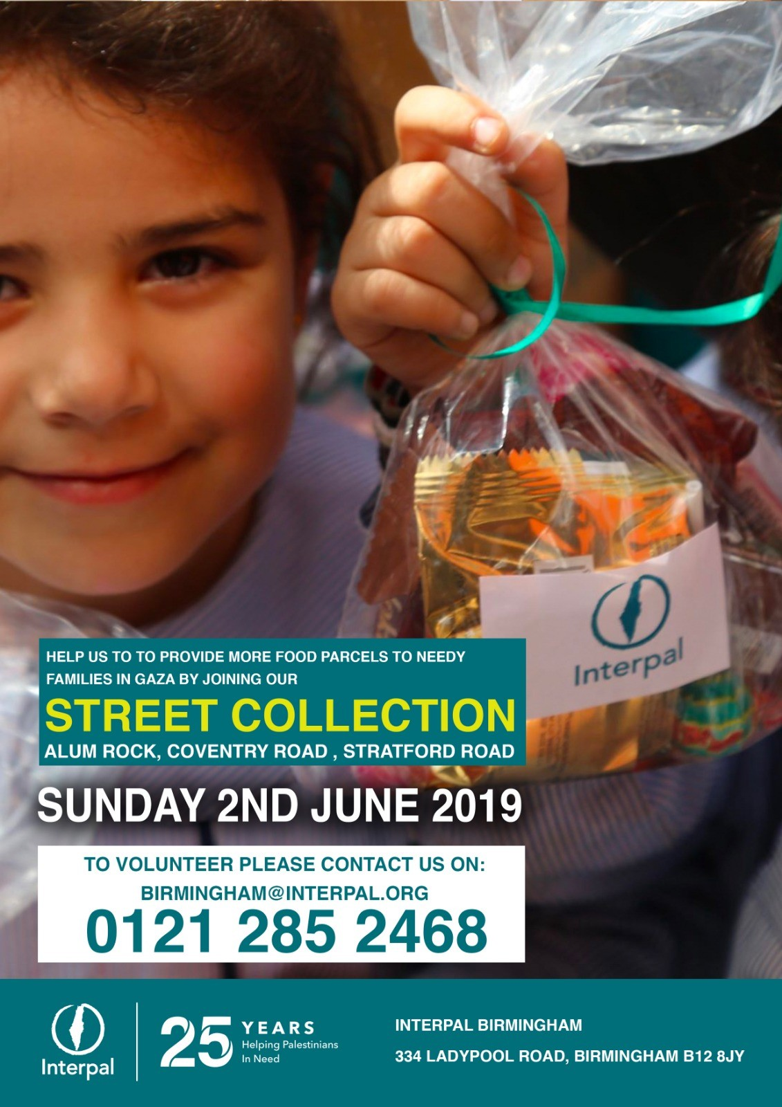 Street Collections for Palestine