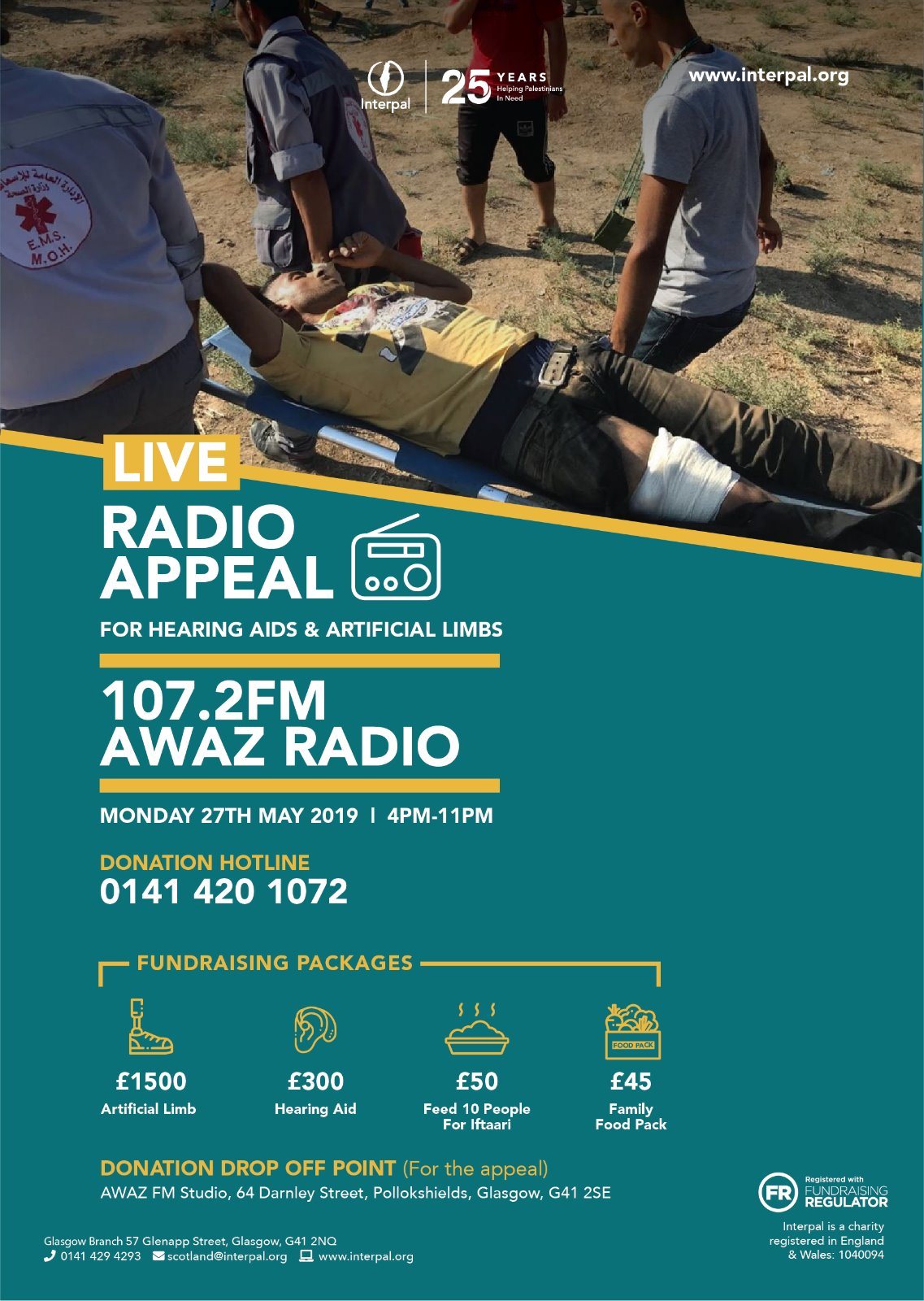 Radio Appeal with Awaz FM