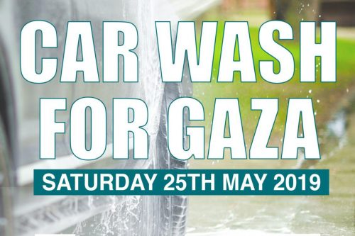 Car Wash for Gaza