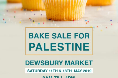 Bake Sale for Palestine