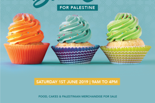 Bake Sale for Palestine