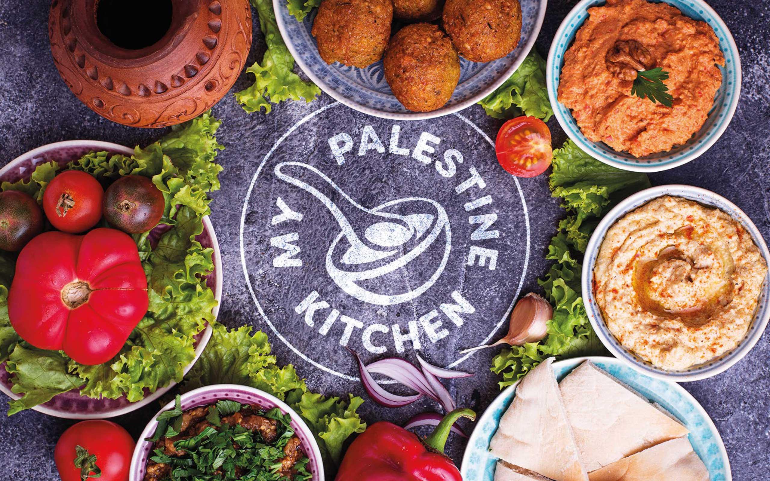 Interpal - Palestine Kitchen Recipes