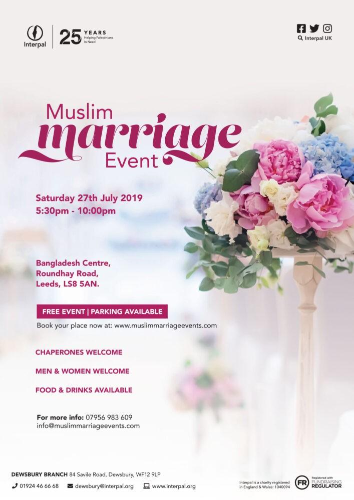 Leeds Muslim Marriage Event