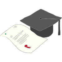 Education Aid - University Grant Icon