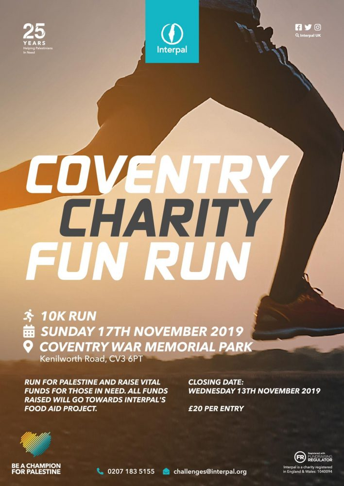 Coventry Fun Run 10k