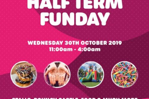 Half-Term Fun Day for Ladies and Kids